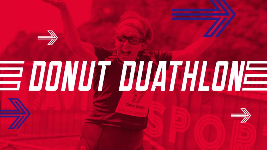 Donut Duathlon